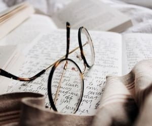 book and glasses image