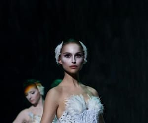 black swan, aesthetic, and ballet image