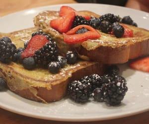 blackberries, blueberries, and breakfast image