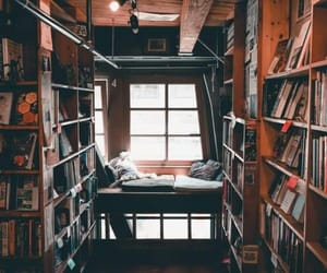 book, cozy, and home image