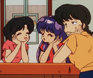 anime, ranma 1 2, and 90s image
