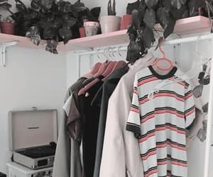 room, apartment, and clothes image