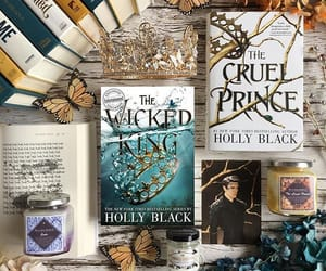 books, holly black, and the wicked king image