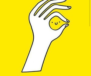 positive and yellow image