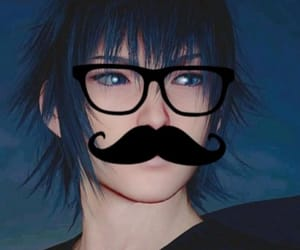 bigote, final fantasy xv, and final fantasy image