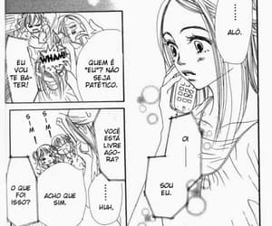 manga, risa, and lovely complex image