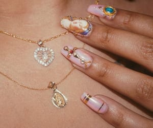 nails and jewelry image
