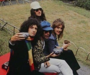 70s, band, and Freddie Mercury image
