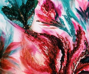 background, beads, and colorful image