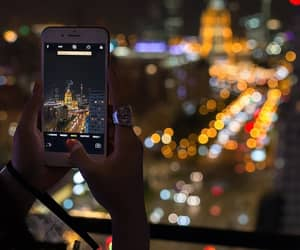 bokeh, cities, and city image
