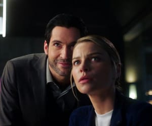 lucifer morningstar and chloe decker image