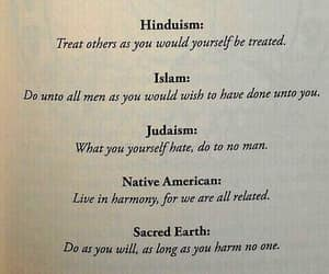 black and white, hinduism, and islam image