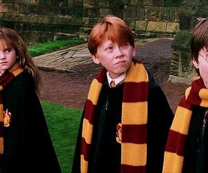 gif, movies, and gryffindor image