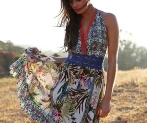 beautiful dress, dress, and fashion image