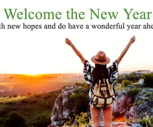 happy new year, good bye 2018 quotes, and new year quotes image