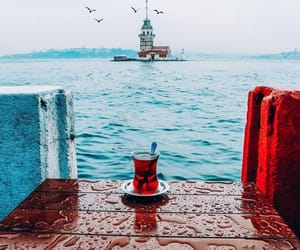 istanbul, place, and tea image