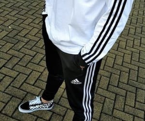 adidas, style, and vans image