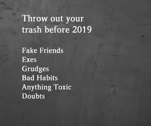 cleanup, new year, and 2019 image