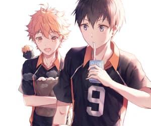 anime, boy, and hinata image