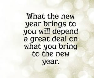 new year and quote image