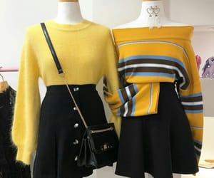 asian fashion, korean fashion, and asian style image
