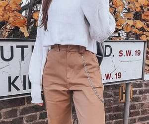 autumn, blogger, and fall fashion image