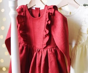 baby, dress, and girl image
