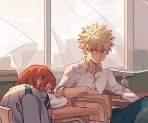 anime, anime girl, and b image