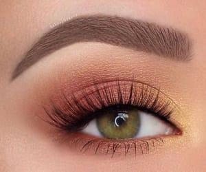 eye, eyes, and fashion image