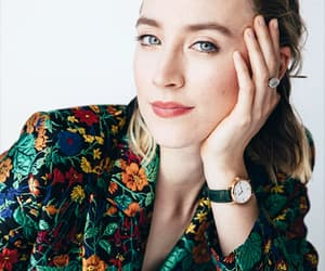 blonde, Saoirse Ronan, and pretty image