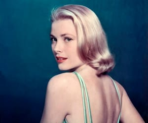 grace kelly, actress, and beauty image