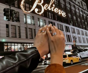 couple, believe, and love image