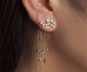earrings, stars, and accessories image