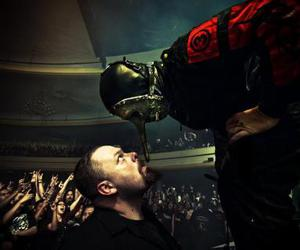 fan, percussion, and slipknot image