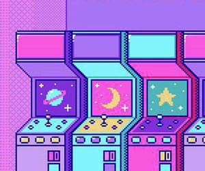 wallpaper, pixel, and game image