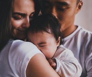beautiful family image