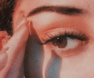 aesthetic, eye, and eyes image