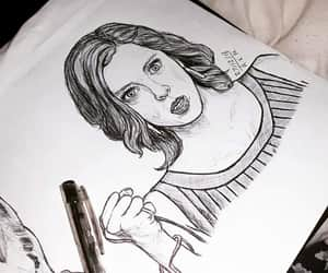 art, doodle, and crazy ex-girlfriend image