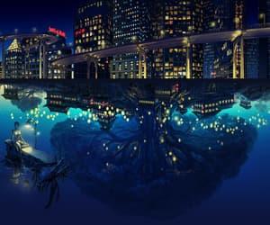 city, mono, and mangiare image