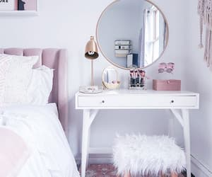 room, home, and mirror image