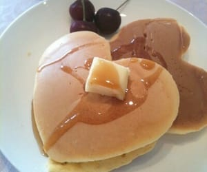 pancakes, food, and aesthetic image