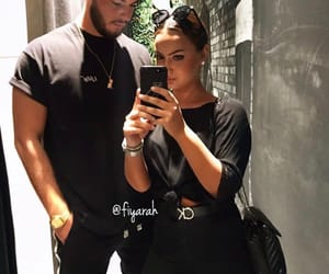 boyfriend girlfriend, ysl yves saint laurent, and relationship couple image