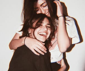 friendly, friendship, and girls image