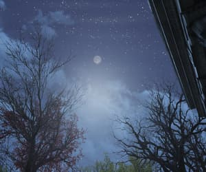 clouds, fallout, and star gazing image