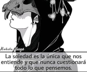 anime, verdad, and dolor image