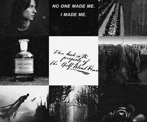 aesthetic and severus snape image