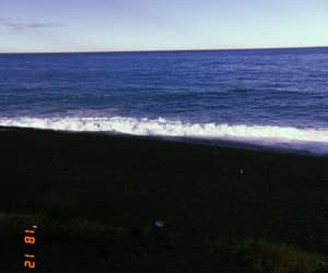 beach, blue, and mar image