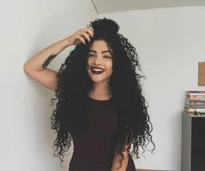 cabello, chinos, and rizos image