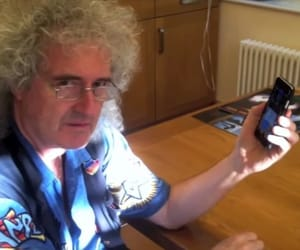 meme, Queen, and brian may image