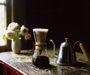 cafe, coffee, and morning image